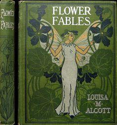 Flower Babies by Louisa M Alcott 1901
