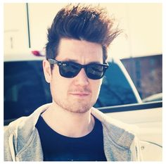 bastille dan haircut
