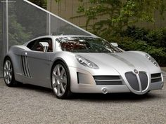 Jaguar concept car