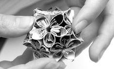 Paper Flower Kusudama Ball