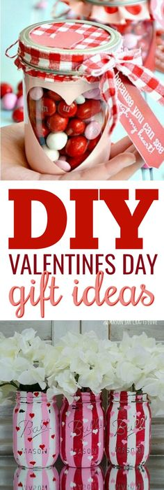 Today on the blog I have rounded up 15 of my favorite DIY  Valentine's Day Gift Ideas. You're going to be able to find a DIY Valentines  Day gift idea for everybody in your life.  #valentines  #valentinesday #valentinesdaycrafts #valentinesdayprojects  #valentinesdaygiftideas #valentinesdaygifts #valentinesdaydiy #diyvalentinesday  #diyvalentinescrafts #diyvalentinesdecor #diyvalentinesdaydecor  #valentinesdaygifts