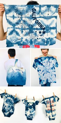 Add some color to your Maptote and revamp them with this Indigo DIY. Explore using traditional shibori techniques and explore your creativity!