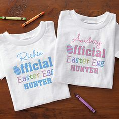 Personalized Kids Easter Clothes: Get Discounted Gifts at PersonalizationMall.