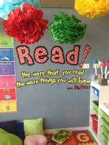 reading corners, reading centers, decorating ideas, reading quotes, library centers