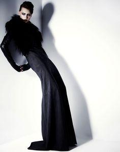 Mila Krasnoiarova by Hugo Arturi for Fashion Gone Rogue