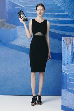 Akris Resort 2015 Collection Slideshow on Style.com