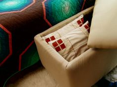 padded ottoman  tutorial: http://www.diynetwork.com/how-to/building-a-padded-ottoman/index.html