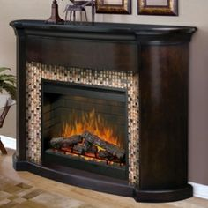Warm Up Your Home with a Stylish Electric Fireplace Mantel