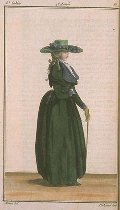 Magasin des Modes, December 1786