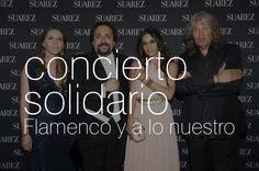 Concierto solidario Flamenco y a lo nuestro por Joyería Suárez