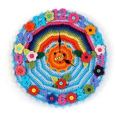 According to Matt...: Crochet O'clock Tutorial