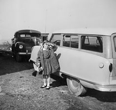 Nash Rambler station wagon