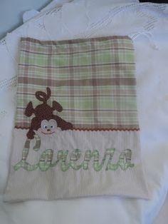 Saquinhos de roupa para maternidade