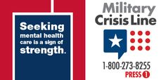 Suicide Prevention Month: Resources for Service Members, Families