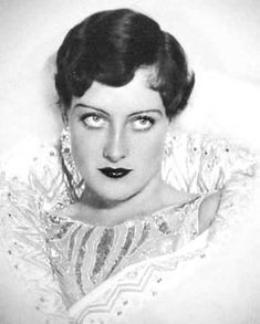 Joan Crawford 1920's