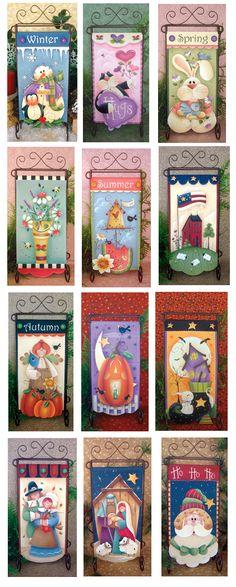 Mini Seasons Book