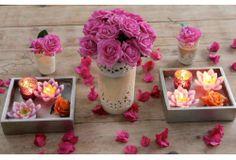 Propuestas Velissima para centros de mesa para bodas