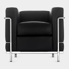 LC-2 Chair or Sofa - Le Corbusier, Pierre Jeanneret, Charlotte Perriand, 1928