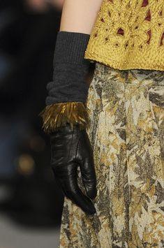 Tory Burch Fall 2013 - gloves