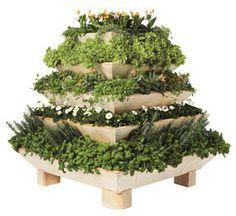 Triolife Plant Pyramid