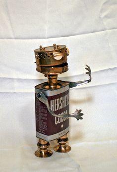 HERSHEY   the Cocoabot di HeavyMetalMilkman su Etsy