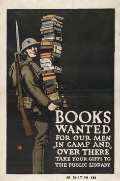 US WWI poster