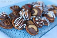 Easy pretzel turtles by our best bites