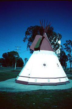 teepee by mikey.yeah, via Flickr