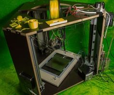 DIY delta 3D printer using low cost recycled parts Sunruy 3D printer Manufactures Company supply Cheap DIY 3D printer. It is specially designed for DIY usage, with low price, nice performance and high precision printing objects. Visit our website for knowing more http://www.sunruy.com