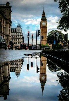 London, England, (Big Ben)