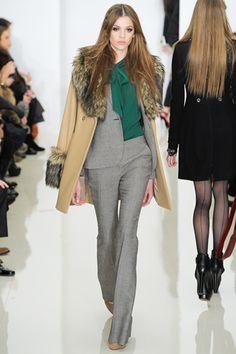 fall 2012 ready-to-wear  Rachel Zoe #nyfw