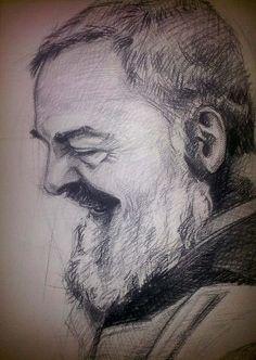 Saint Padre Pio.