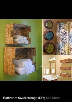 Towels racks