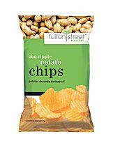 FULTON STREET MARKET™ BBQ Ripple Chips