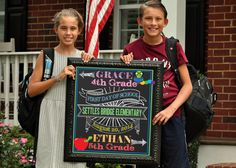 First Day of School Sign, Back to Schoo Printable 8x10 or 11x14