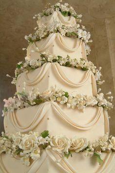 Torta de matrimonio -  Wedding Cakes - tarta de boda