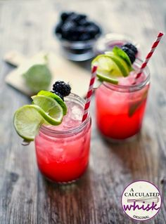 A Calculated Whisk: Blackberry Smash #glutenfree #grainfree #paleo #vegan