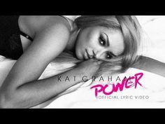 "Kat Graham ""Power"" (Official Lyric Video).Опубликовано 01.07.2013."