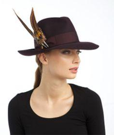 Love Hats!!!  Especially Fedoras