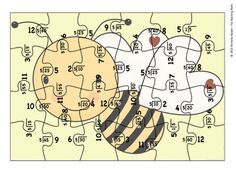 Division Puzzle Covers Divisor 5