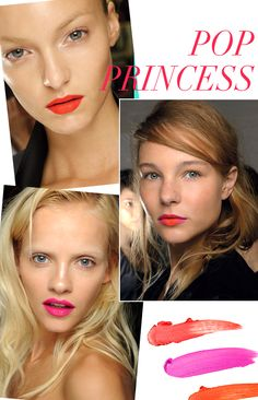 go-to summer lip colors,