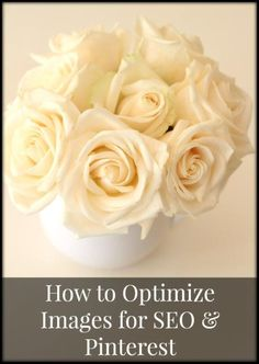 Optimize your images