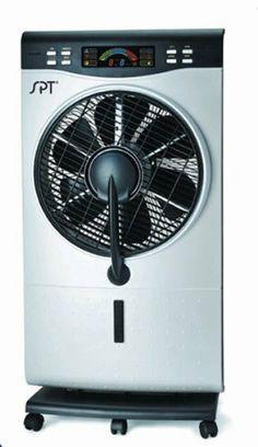 spt dual mist humidifier instructions