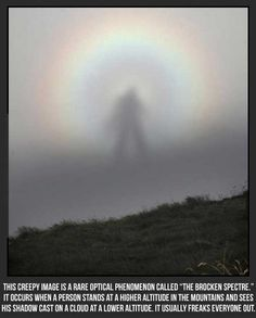 The Brocken Spectre