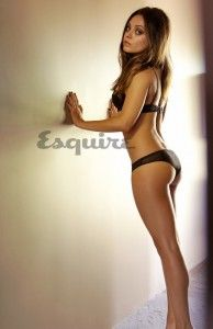 Actress #Mila #Kunis does a photo shoot for Esquire Magazine.