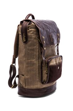 The Frontier Backpack