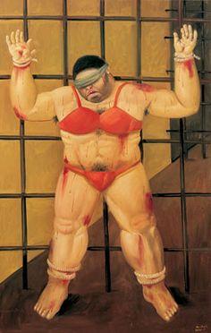 Botero, Abu Ghraib