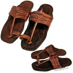 buffalo sandals (early 70's)