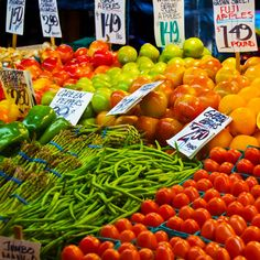 The 14 Dirtiest Fruits and Veggies