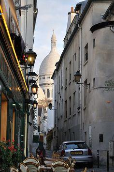 Montmartre District, ParisXVIII